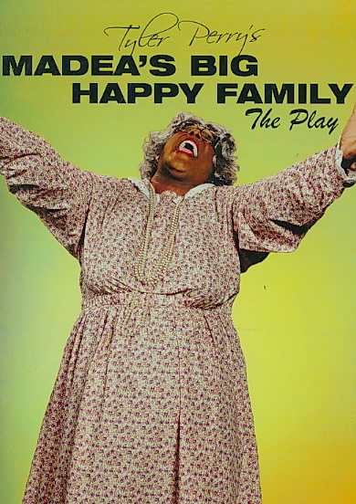 MADEA'S BIG HAPPY FAMILY (PLAY) BY PERRY,TYLER (DVD)